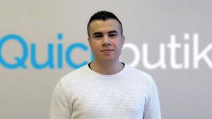 Azddin Benberkan, Quickbutik