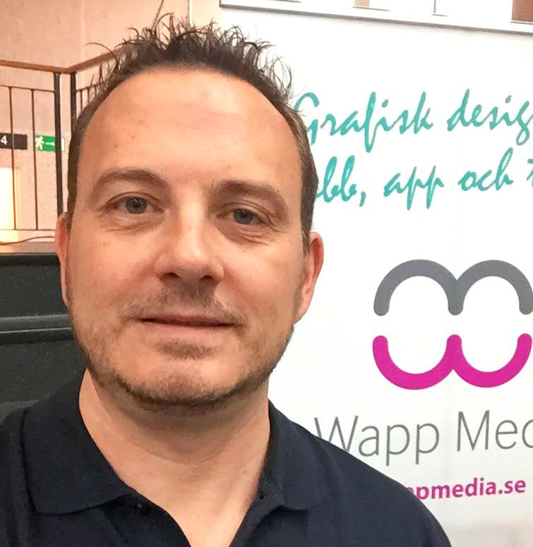 Stefan Eklund Wapp Media